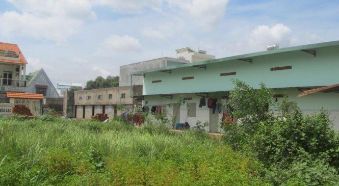 Nhà trọ xây sẵn kênh đầu tư ổn định khu đông Sài Gòn