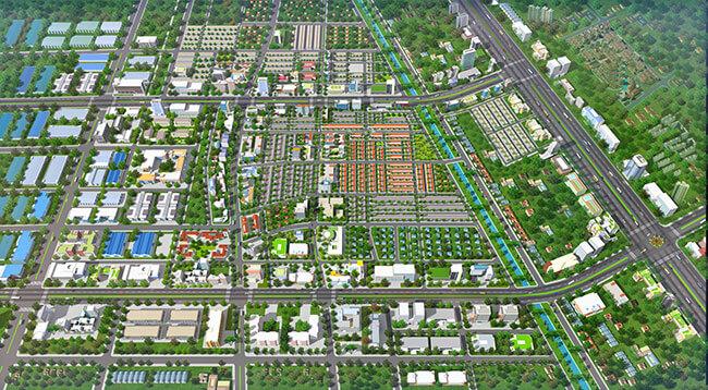 Dự Án Khu Đô Thị Richland City