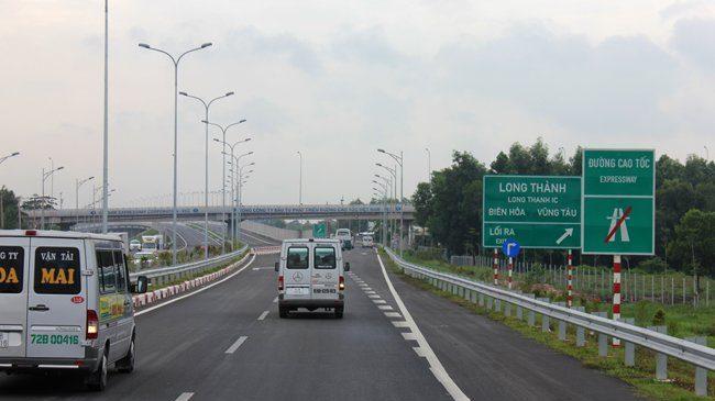 Kết nối hai tuyến cao tốc trọng điểm đông nam bộ