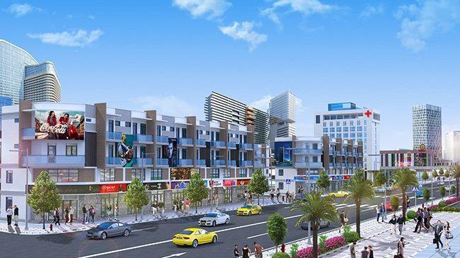 Dự án khu đô thị Singa City Quận 9