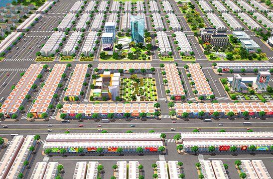 Dự án khu đô thị tri thức College Town 3 Bình Dương