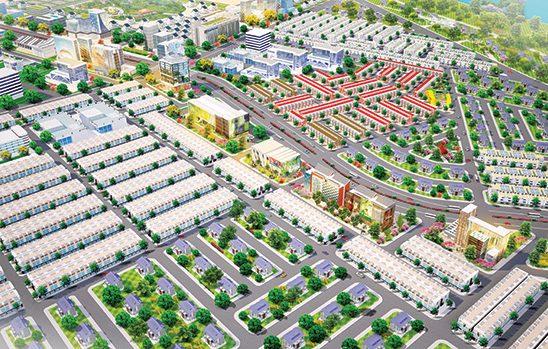Dự án khu đô thị Ben Cat Center City 2 Bình Dương